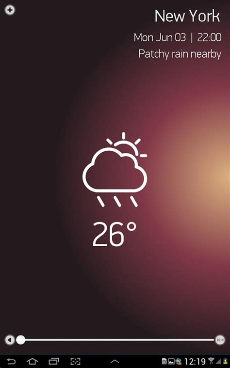 Weather Forecast for 15 days » Apk Thing   Android Apps ...