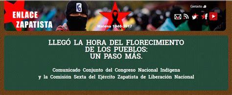 web enlace zapatista  @notienlacezap  | Twitter