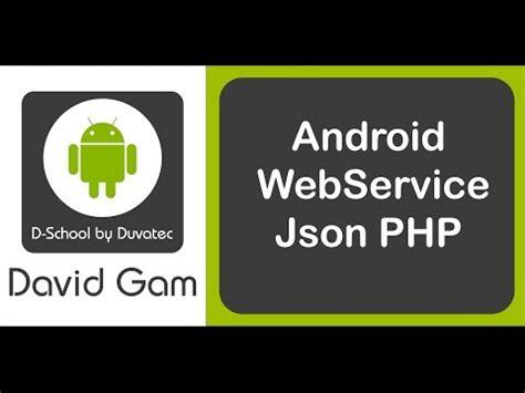 Web Services Android Studio tutorial en español de ...