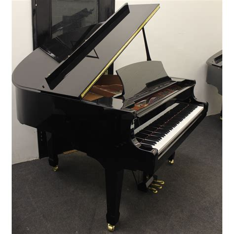 Weber W150 Baby Grand Piano - Sherwood Phoenix