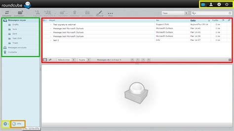 Webmail: Guía de uso de Roundcube   OVH