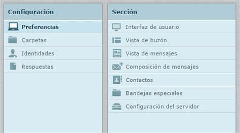 Webmail Roundcube Tutorial   Lenguaje Visual