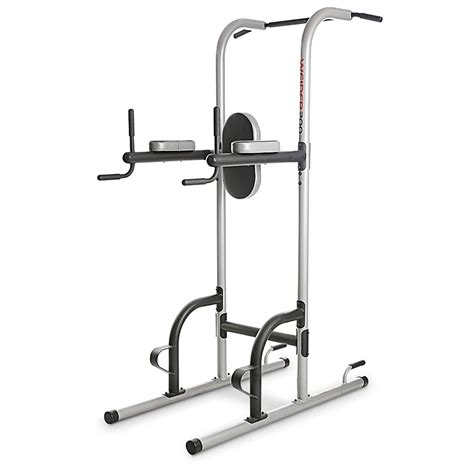 Weider® Power Tower 200   174843, at Sportsman s Guide
