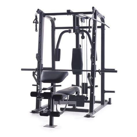 Weider Pro 8500 Smith Weight Cage