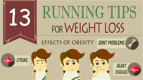 Weight Loss Hacks: Running Correctly   Infographic