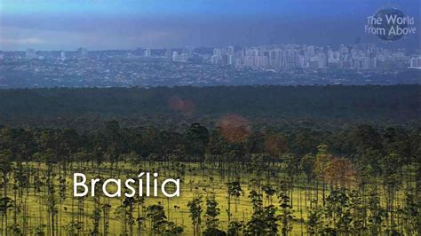 Welcome to Brasilia - Brazil's Capital City from Above in ...