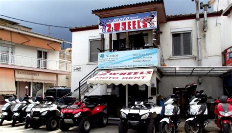 """Welcome to the """"2Wheels"""" motorcycle rental! Quad or ..."""