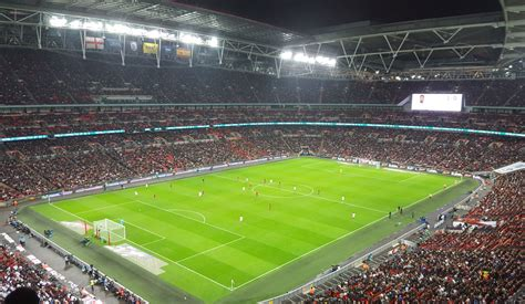 Wembley Stadium - London - The Stadium Guide