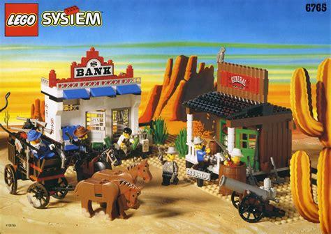 Western | Brickset: LEGO set guide and database