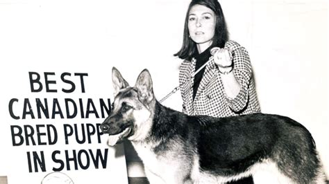 Westminster dog show's top judge is a Canadian woman
