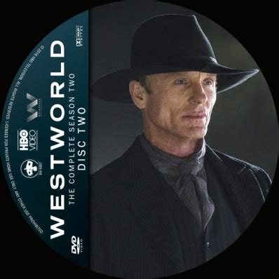Westworld - Season 1; disc 2 - DVD Covers & Labels by ...
