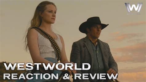 Westworld Season 2 Episode 2   Explained and Review ...