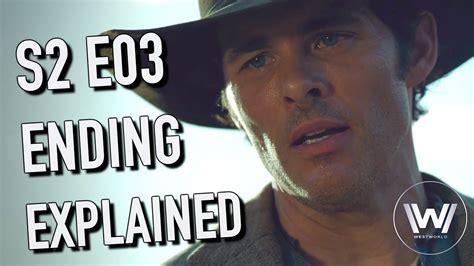 Westworld Season 2 Episode 3 Ending Explained   YouTube