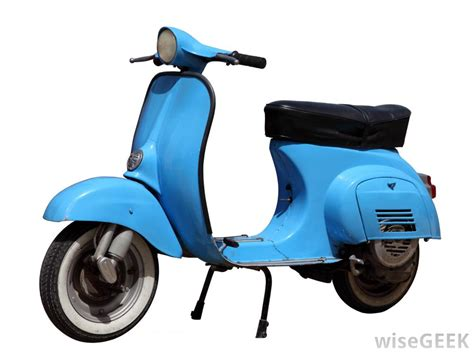 What are the Different Types of Moped Accessories?