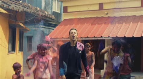 What exactly is wrong with Coldplay's 'India' video ...