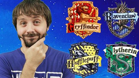 WHAT HOGWARTS HOUSE ARE YOU?   Full Pottermore Quiz   YouTube