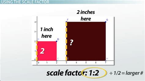 What is a Scale Factor? - Definition, Formula & Examples ...