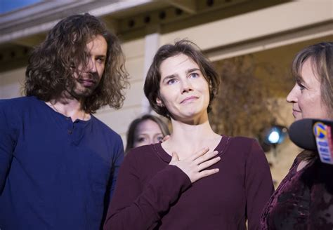 What Is Amanda Knox Doing Now? The Seattle Native Is ...