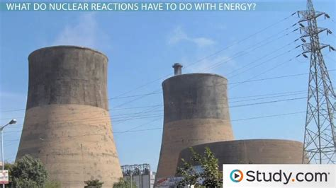 What is Nuclear Energy?   Definition & Examples   Video ...