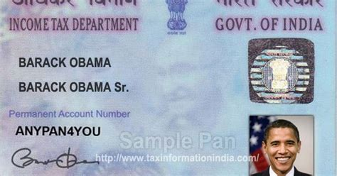 What is PAN Card? Know Your Pan. Permanent Account Number ...