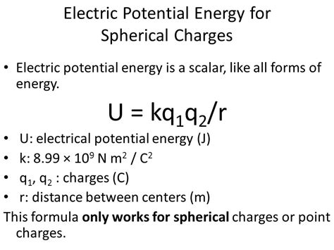 What Is The Equation Of Potential Energy   Tessshebaylo