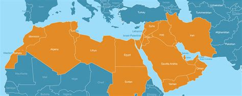 What is the Middle East?