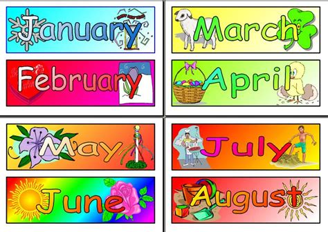 What's up Starter 2: MONTHS OF THE YEAR