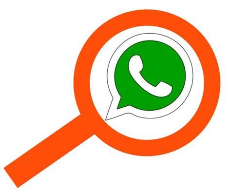 WhatsApp: cómo buscar un texto en los chats o un contacto ...