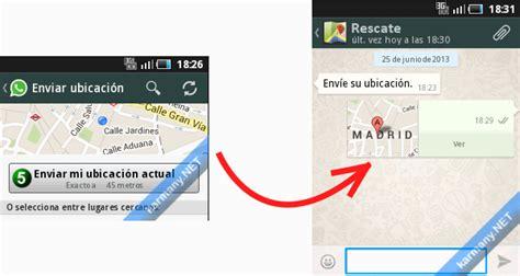 WhatsApp: Cómo compartir mi ubicación