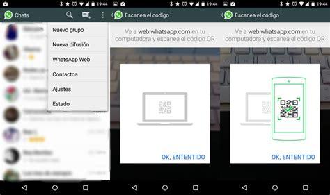 WhatsApp Web, la versión de escritorio ya es oficial