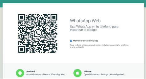 WhatsApp Web para iPhone ya disponible para todos los usuarios