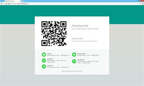 WhatsApp Web para poder utilizarlo desde cualquier ...