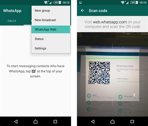 WhatsApp Web Version   Messenger For Web