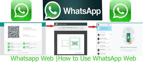 WhatsApp Web   Web.whatsapp.com   How to connect WhatsApp Web