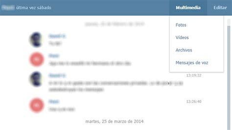 WhatsApp Web y Telegram Web, cara a cara - tuexpertoapps.com