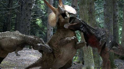 When Dinosaurs ATTACK! - YouTube