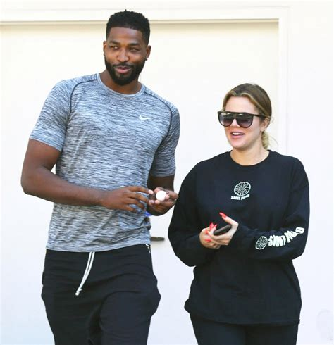 When is Khloe Kardashian and Tristan Thompson's baby due ...
