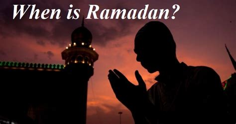 When is Ramadan in 2018   Technewssources.com