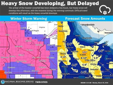 When You Think MN Winter is Over - Just Wait, It's Not Yet