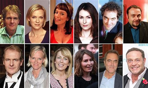 Where are the cast of Cold Feet now? | Daily Mail Online