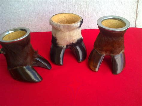 Where can I buy a cow hoof yerba mate gourd/cup? : yerbamate
