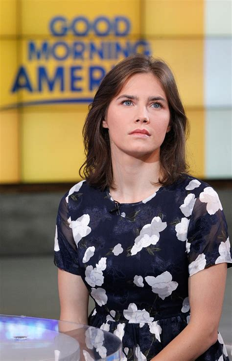 Where Is Amanda Knox Now?   Vogue