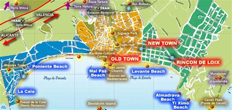 Where is Benidorm? Things to do in Benidorm. Costa Blanca ...