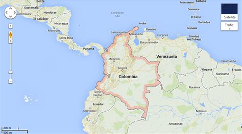 Where Is Colombia Located. Colombian Traditional Medicines ...