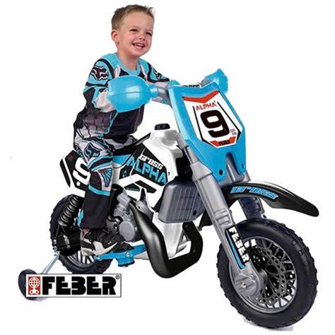 Where to Buy Febercross 6v Kids Blue Electric Dirt Bike a ...