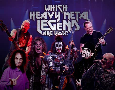 Which Heavy Metal Legend Are You?   Quiz   Zimbio