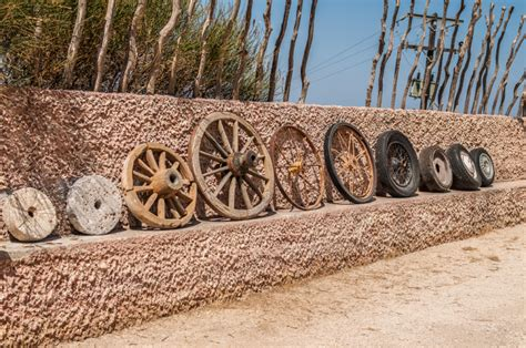 Who Actually Invented The Wheel? | Mental Floss
