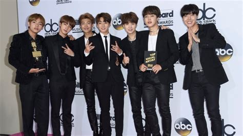 Who are BTS? 5 things to know about the Korean boy band ...