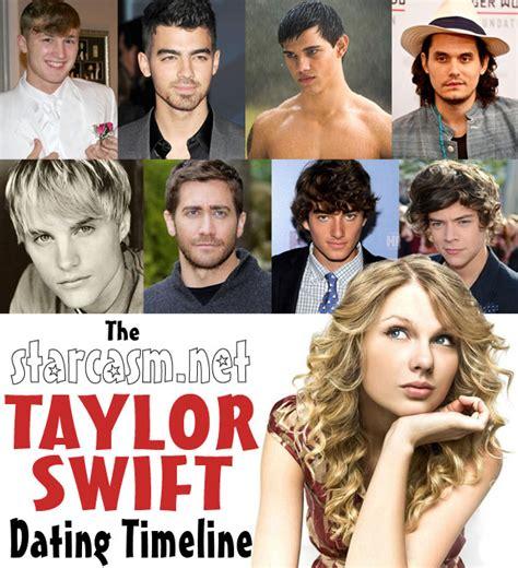 Who has Taylor Swift dated? Ex boyfriends list ...