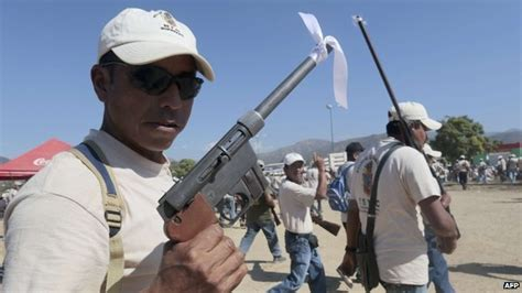 Who is behind Mexico s drug related violence?   BBC News